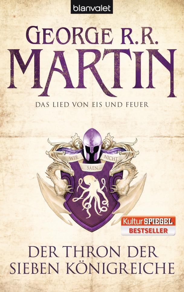 Das Lied von Eis und Feuer 03 von George RR Martin