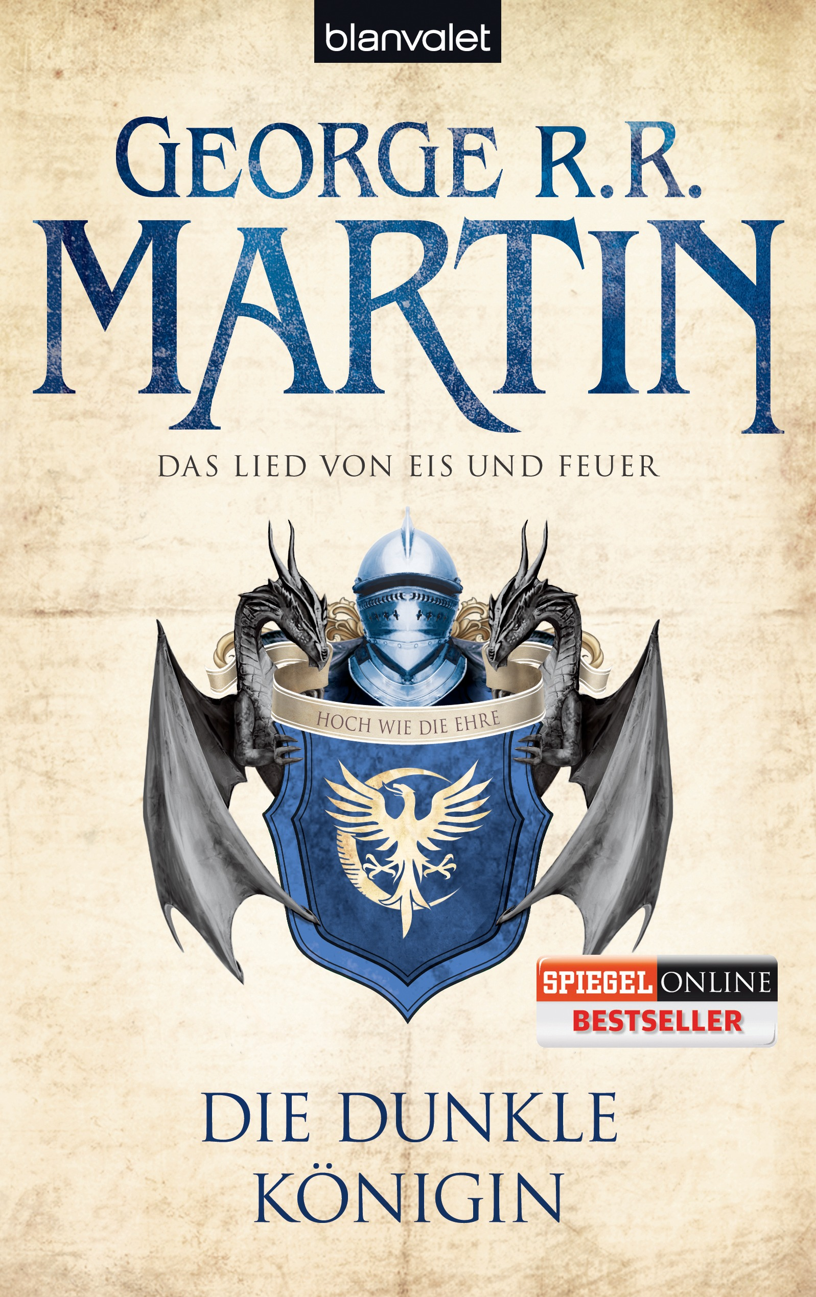 Das Lied von Eis und Feuer 8 von George RR Martin