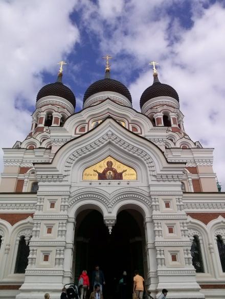 Tallinn_Alexander-Newski-Kathedrale