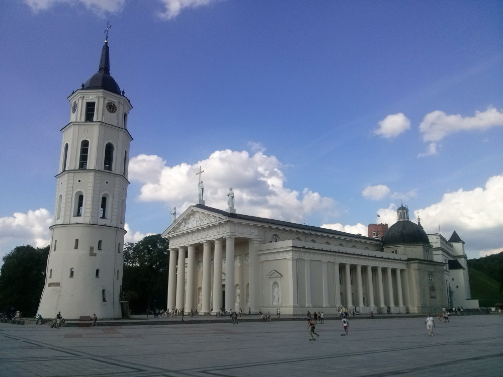 Vilnius_Kathedrale Sankt Stanislaus